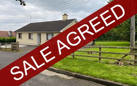 3 Bedroom Bungalow in Ballinagh Town